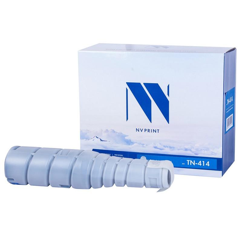 Тонер-картридж NVP совместимый NV-TN-414 для Konica Minolta bizhub 363 | 423 Черный (Black) 25000стр.