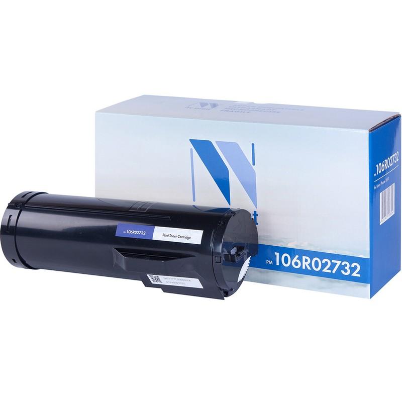 Картридж NVP совместимый NV-106R02732 для Xerox Phaser 3610 | WorkCentre 3615 Черный (Black) 25300стр.