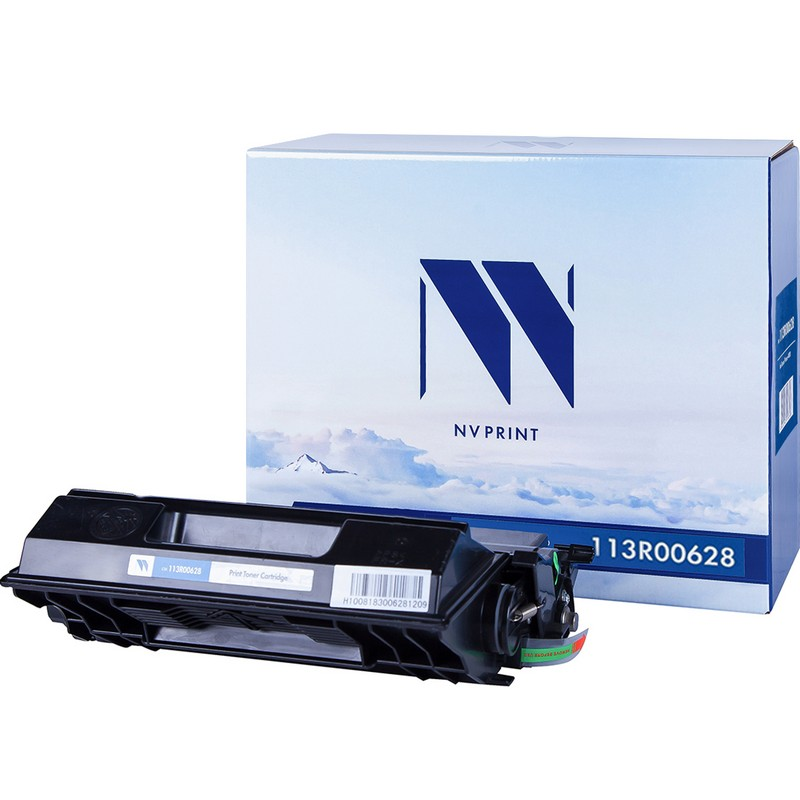 Картридж NVP совместимый NV-113R00628 для Xerox Phaser 4400 Черный (Black) 15000стр.