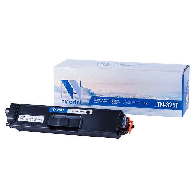 Картридж NVP совместимый NV-TN-325T Black для Brother HL-5340DL | 5340D | 5350DN | 5370DW | 5380DN | MFC-8880DN | 8370 | 8380 | 8890DW | DCP-8085DN Черный (Black) 4000стр.