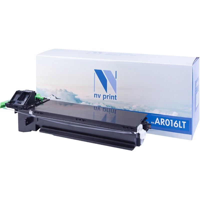 Картридж NVP совместимый NV-AR016LT для Sharp AR 5016   5120   5316   5320 Черный (Black) 15000стр.