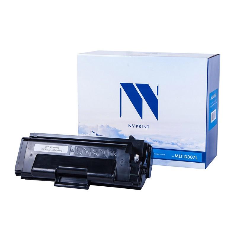 Картридж NVP совместимый NV-MLT-D307L для Samsung ML-4510ND   5010ND   5015ND Черный (Black) 15000стр.