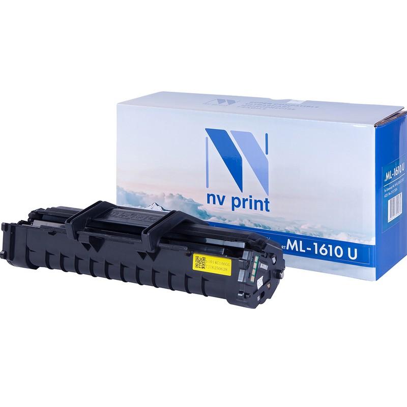 Картридж NVP совместимый NV-ML-1610 UNIV для Samsung ML-1610 | 1615 | 2010 | 2015 | ML-2510 | 2570 | 2571N | SCX-4321 | 4321F | 4521 | Xerox Phaser 3117 | 3122 | 3124 | 3125 | Dell 1100 Черный (Black) 3000стр.