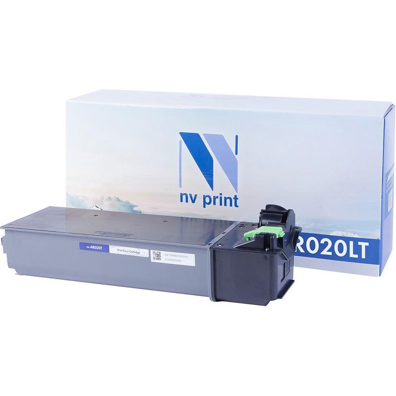 Картридж NVP совместимый NV-AR020LT для Sharp  AR 5516   5520 Черный (Black) 16000стр.
