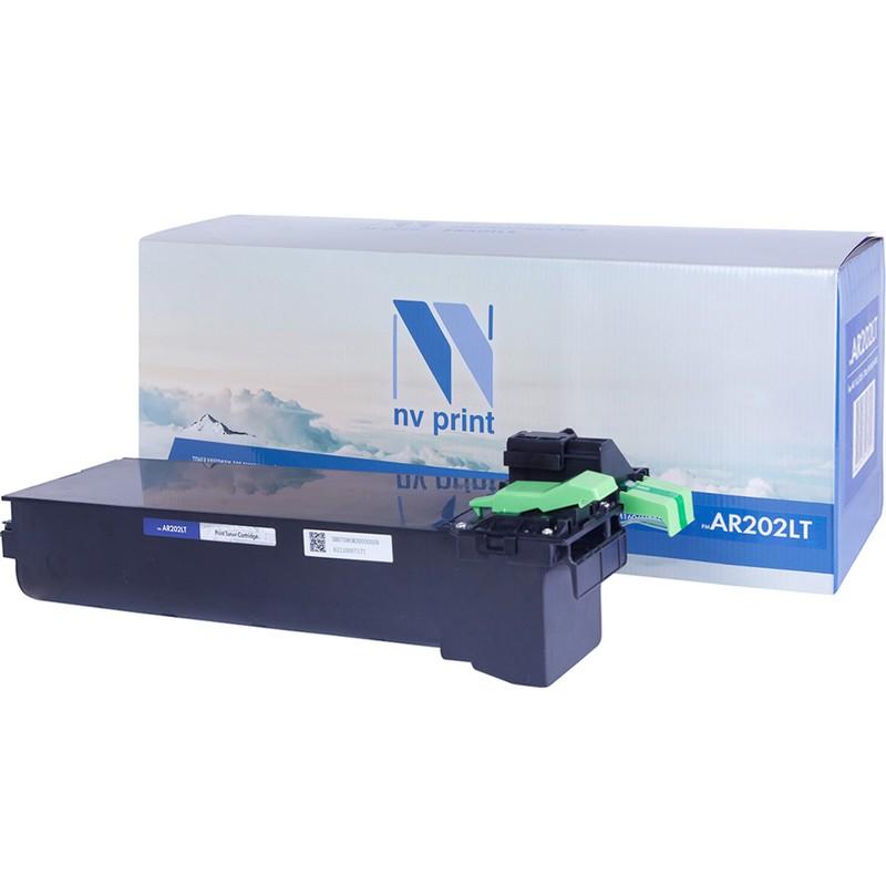 Картридж NVP совместимый NV-AR202LT для Sharp AR 163   201   206   M160   M205 Черный (Black) 16000стр.