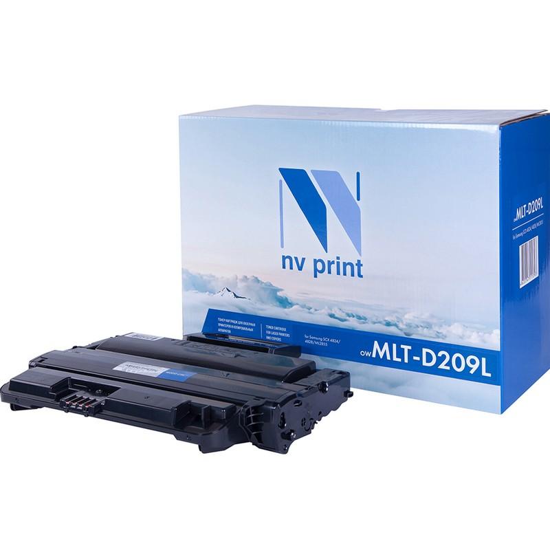 Картридж NVP совместимый NV-MLT-D209L для Samsung ML-2855ND | SCX-4824FN | 4826FN | 4828FN Черный (Black) 5000стр.