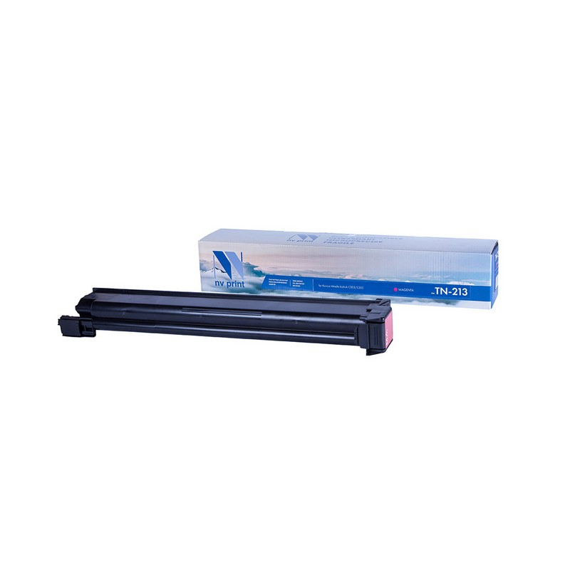 Тонер-картридж NVP совместимый NV-TN-213 Magenta для Konica Minolta bizhub C203 | C253 Пурпурный (Magenta) 19000стр.