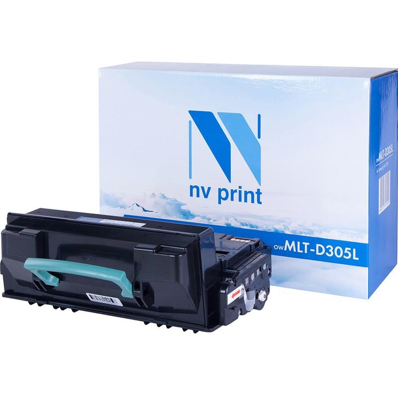 Картридж NVP совместимый NV-MLT-D305L для Samsung ML-3750 Черный (Black) 15000стр.