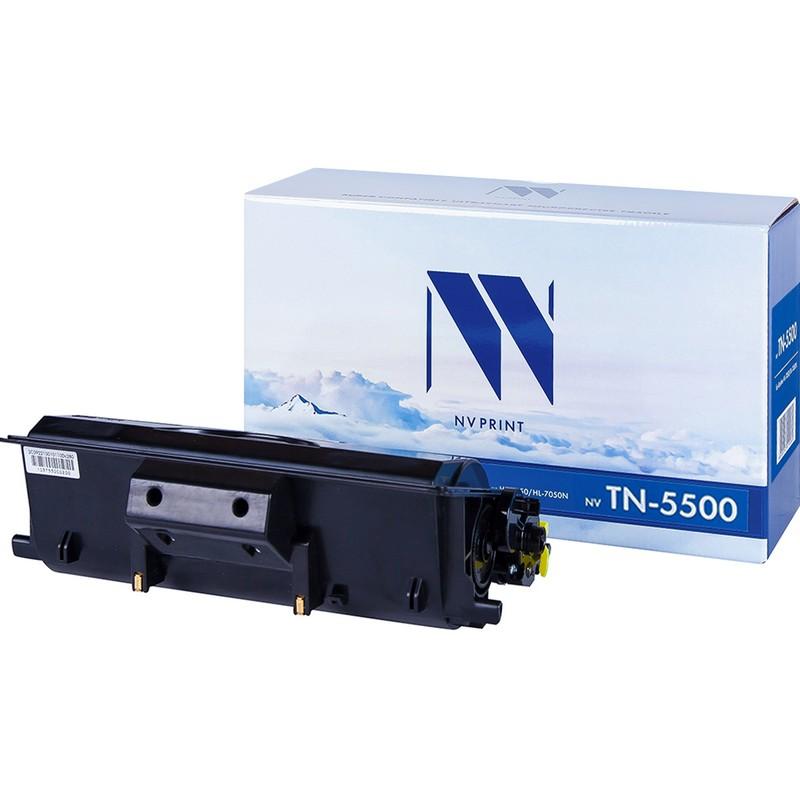 Картридж NVP совместимый NV-TN-5500 для Brother HL-7050 | 7050N Черный (Black) 12000стр.