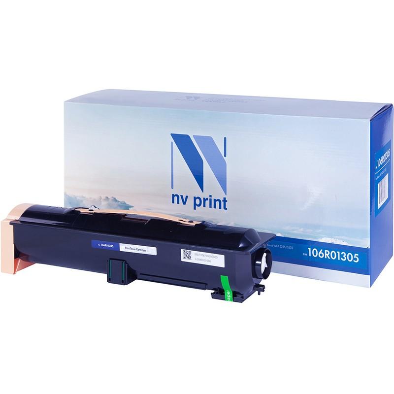 Картридж NVP совместимый NV-106R01305 для Xerox WorkCentre 5225 | 5230 Черный (Black) 30000стр.