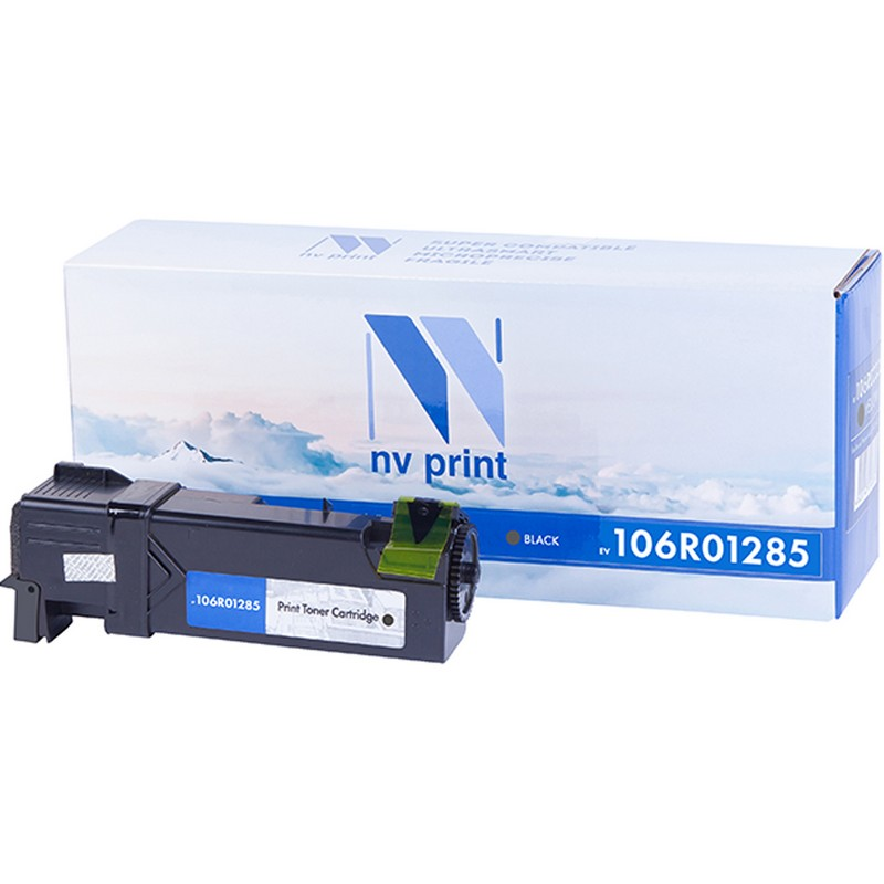 Картридж NVP совместимый NV-106R01285 Black для Xerox Phaser 6130 Черный (Black) 2500стр.