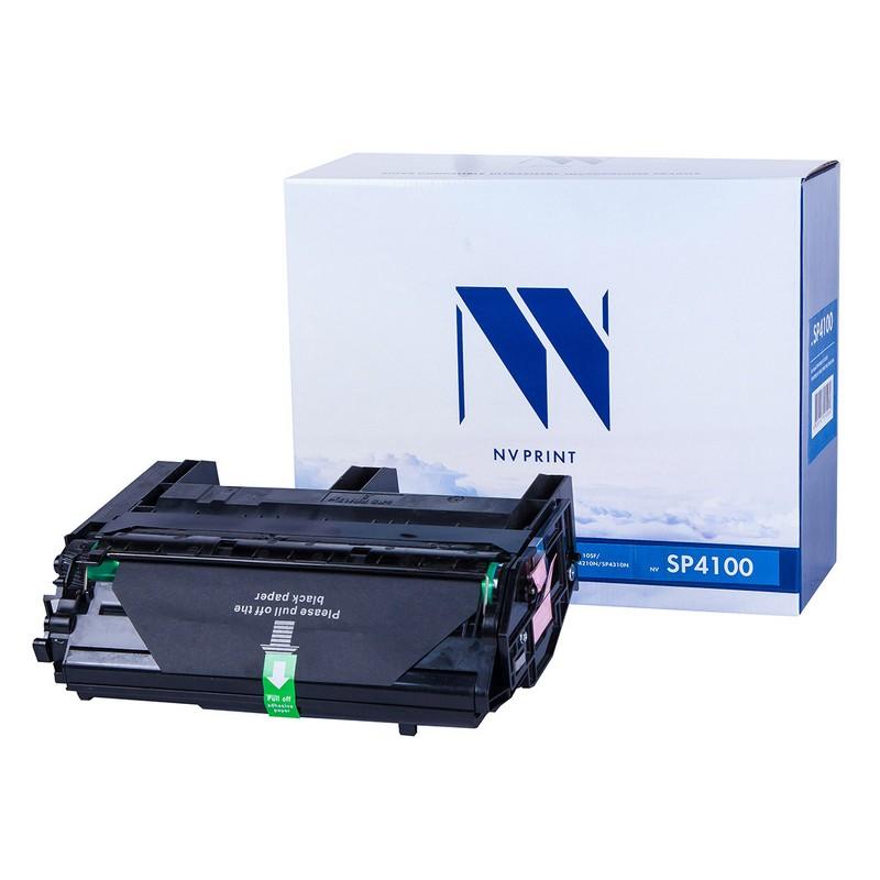 Картридж NVP совместимый NV-SP4100 для Ricoh SP4100SF | 4110SF | SP4100N | 4110N | SP4210N | SP4310N Черный (Black) 15000стр.