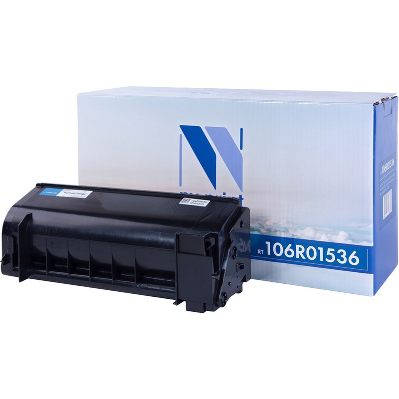 Картридж NVP совместимый NV-106R01536 для Xerox Phaser 4600 | 4620 | 4622 Черный (Black) 30000стр.
