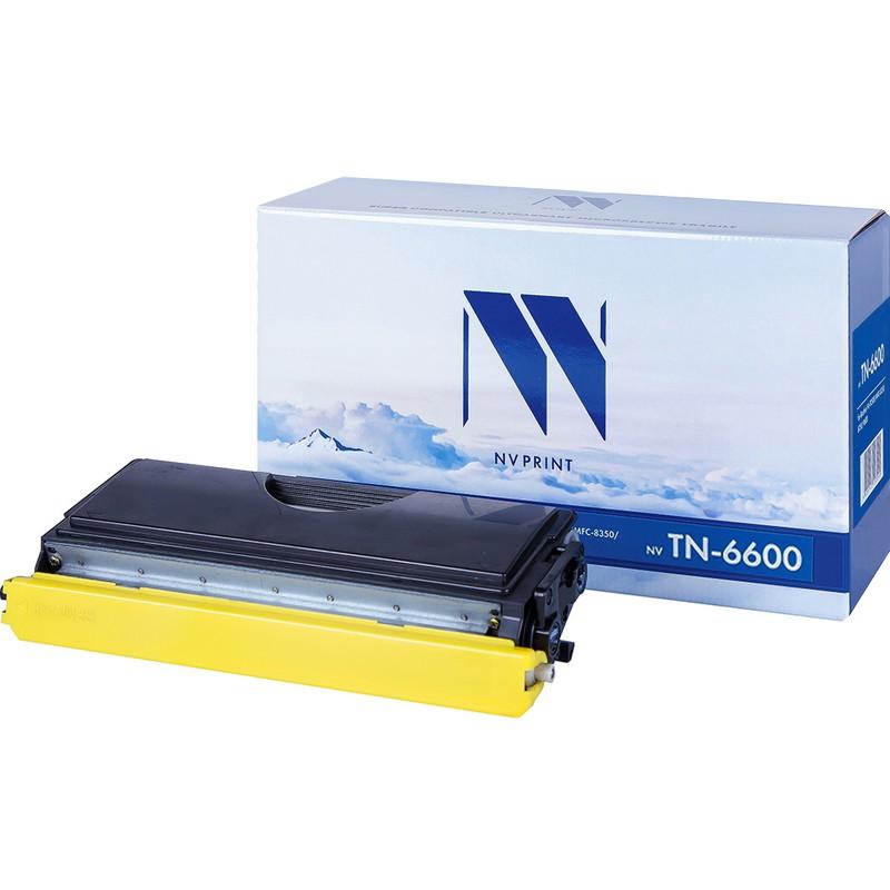 Картридж NVP совместимый NV-TN-6600 для Brother HL-1030 | 1240 | 1230 | 1250 | 1270N | 1430 | 1450 | 1440 | 1470N | P2500 | FAX-8350P | 8360P | 8360PLT | 8750P | MFC-9650 | 9750 | 9760 | 9850 | 9870 | 9660 | 9860 | 9880 Черный (Black) 6000стр.