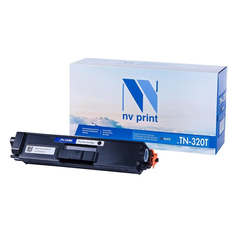 Картридж NVP совместимый NV-TN-320T Black для Brother HL-4140CN | 4150CDN | 4570CDW | DPC-9055CDN | 9270CDN | MFC-9460CDN | 9465CDN | 9970CDN Черный (Black) 2500стр.