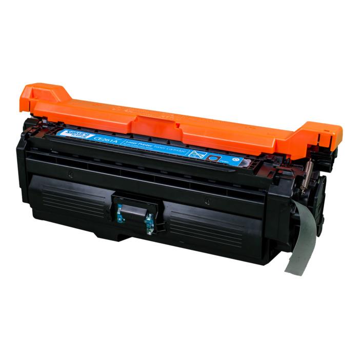 Картридж SAKURA CE261A  для HP Color LaserJet CP4020/4025/4520/4525, синий, 11000 к. для Color LJ CP4020 / 4025 / 4520 / 4525  11000стр.