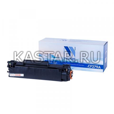 Картридж NVP совместимый NV-CF279A для HP LaserJet Pro M12a | M12w | MFP M26a | M26nw Черный (Black) 1000стр.