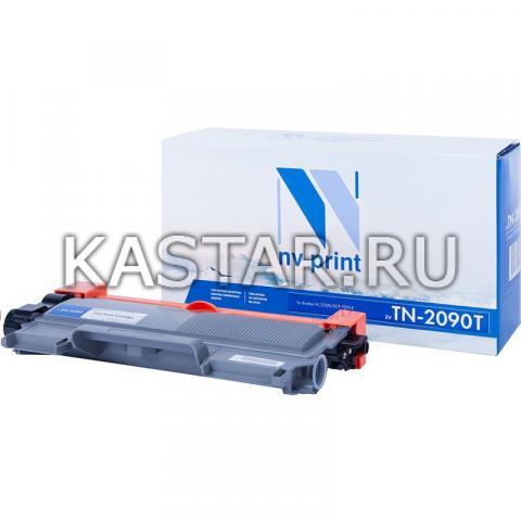 Картридж NVP совместимый NV-TN-2090T для Brother HL-2132R | DCP-7057R | 7057W Черный (Black) 2500стр.