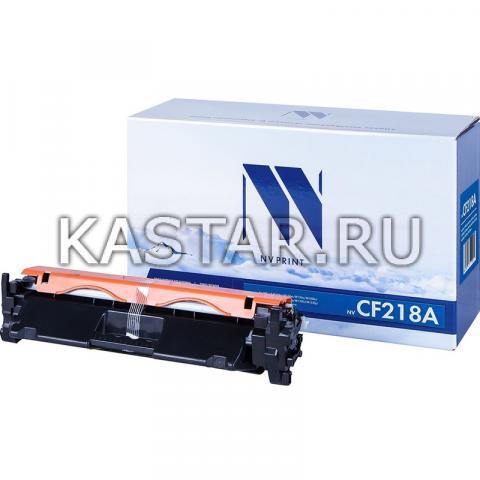 Картридж NVP совместимый NV-CF218A для HP LaserJet Pro M104a | M104w | M132a | M132fn | M132fw | M132nw Черный (Black) 1400стр.