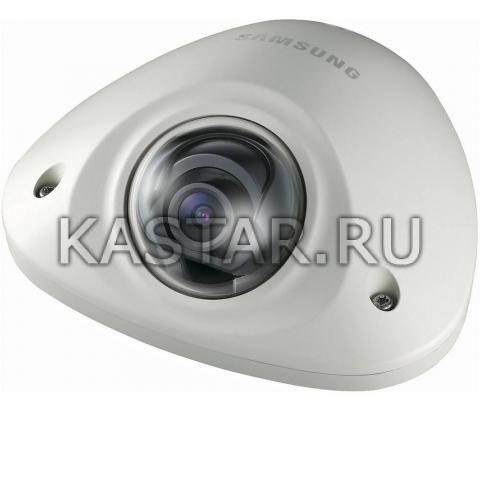 Вандалостойкая камера Wisenet Samsung SNV-6012MP с WDR 120 дБ