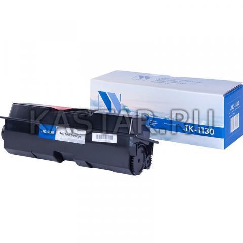 Картридж NVP совместимый NV-TK-1130 для Kyocera FS-1030MFP | DP | 1130MFP | ECOSYS M2030dn PN | M2030dn | M2530dn Черный (Black) 3000стр.