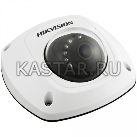 Миниатюрная купольная беспроводная IP-камера Hikvision DS-2CD2522FWD-IWS