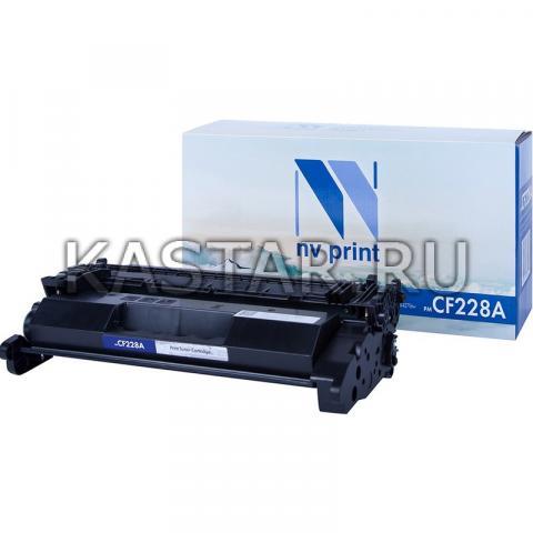 Картридж NVP совместимый NV-CF228A для HP LaserJet Pro M403d   M403dn   M403n   MFP-M427dw   M427fdn   M427fdw Черный (Black) 3000стр.