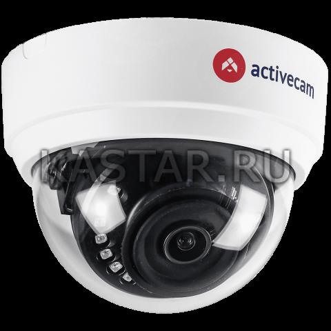 HD-TVI, HD-CVI, AHD, CVBS мини-камера ActiveCam AC-H1D1 (2.8 мм)