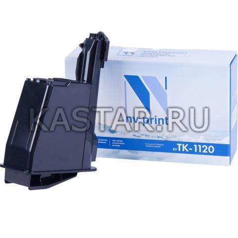 Картридж NVP совместимый NV-TK-1120 для Kyocera FS-1060DN | 1025MFP | 1125MFP Черный (Black) 3000стр.