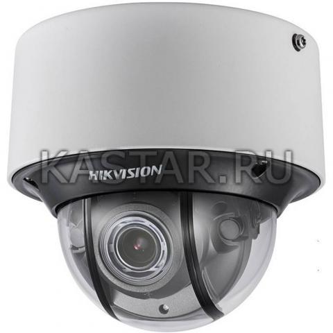 Сетевая Dome-камера высокой чувствительности Hikvision DS-2CD4D26FWD-IZS с Motor-zoom и EXIR-подсветкой