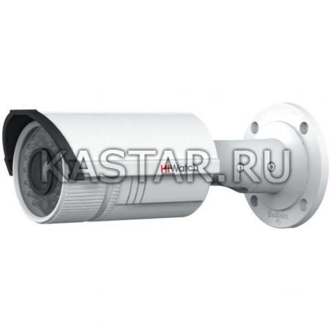 Бюджетная IP камера-цилиндр HiWatch DS-I126 с вариофокальным объективом