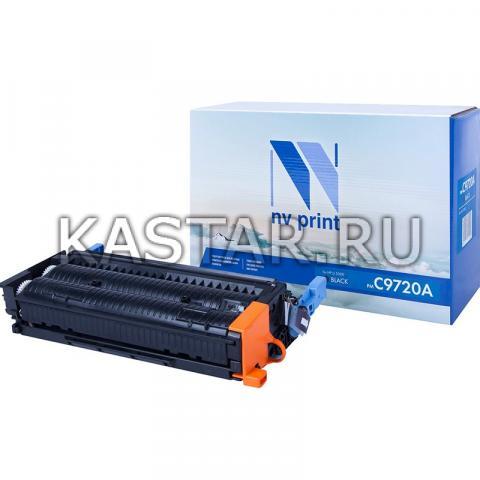 Картридж NVP совместимый NV-C9720A Black для HP LaserJet Color 4600 | 4600dtn | 4600hdn | 4600n | 4650 | 4650n | 4650dn | 4650dtn | 4650hdn | 4600dn Черный (Black) 9000стр.