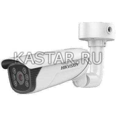 Сетевая bullet-камера Hikvision DS-2CD4626FWD-IZHS/P, Motor-zoom, распознавание номеров, EXIR-подсветка