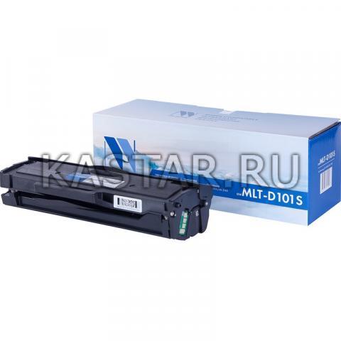 Картридж NVP совместимый NV-MLT-D101S для Samsung ML-2160 | ML-2165 | ML-2165W | SCX-3400 | 3400F | 3405 | 3405F | 3405FW | 3405W Черный (Black) 1500стр.