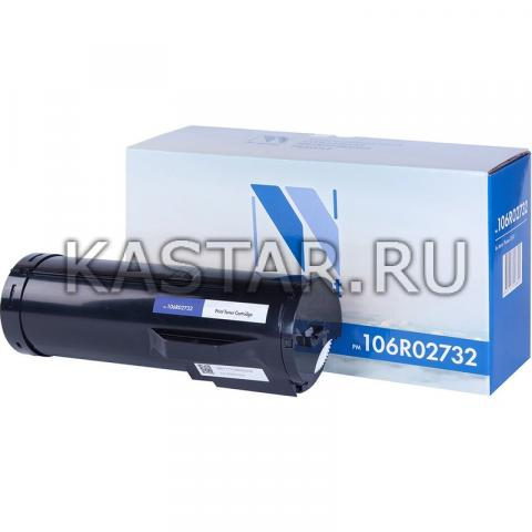 Картридж NVP совместимый NV-106R02732 для Xerox Phaser 3610 | WorkCentre 3615 Черный (Black) 25300стр.
