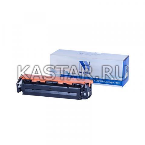 Картридж NVP совместимый NV-CF210X | NV-731Н Black для HP LaserJet Color Pro M251n | M251nw | M276n | M276nw | Canon LBP-7100Cn | 7110Cw Черный (Black) 2400стр.