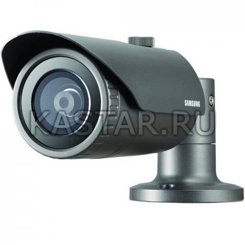 Вандалостойкая 4Мп камера Wisenet Samsung QNO-7010RP с ИК-подсветкой