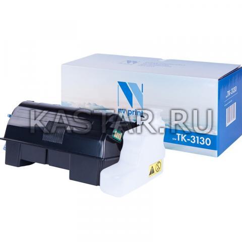 Картридж NVP совместимый NV-TK-3130 для Kyocera FS-4200DN | 4300DN | ECOSYS M3550idn | M3560idn Черный (Black) 25000стр.