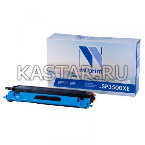 Тонер-картридж NVP совместимый NV-SP3500XE для Ricoh Aficio SP-3500N | 3510DN | 3500SF | 3510SF Черный (Black) 6400стр.