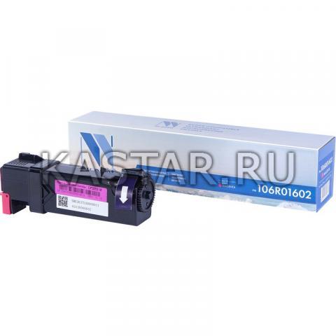 Картридж NVP совместимый NV-106R01602 Magenta для Xerox Phaser 6500 | WorkCentre 6505 Пурпурный (Magenta) 2500стр.