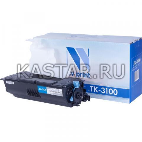 Картридж NVP совместимый NV-TK-3100 для Kyocera FS-2100D | 2100DN | ECOSYS M3040dn | M3540dn Черный (Black) 12500стр.