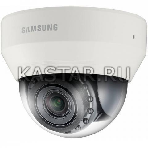 Видеокамера Wisenet Samsung SND-6084RP с 2.8 zoom, ИК-подсветкой и WDR 120 дБ