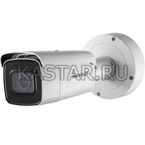 Вандалостойкая сетевая 8Мп bullet-камера Hikvision DS-2CD2685FWD-IZS с EXIR-подсветкой и Motor-zoom