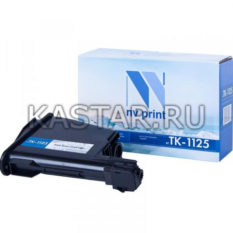 Картридж NVP совместимый NV-TK-1125 для Kyocera Mita FS-1061DN | 1325MFP Черный (Black) 2100стр.