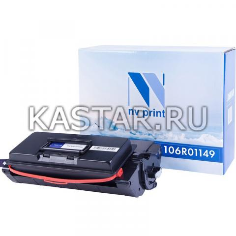 Картридж NVP совместимый NV-106R01149 для Xerox Phaser 3500 Черный (Black) 12000стр.