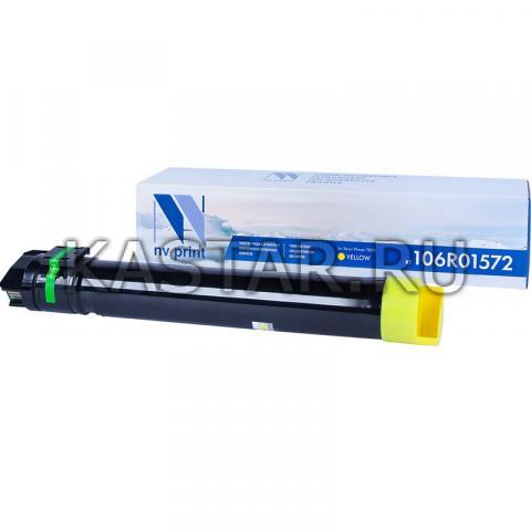 Картридж NVP совместимый NV-106R01572 Yellow для Xerox Phaser 7800 Желтый (Yellow) 17200стр.
