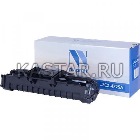 Картридж NVP совместимый NV-SCX-D4725A для Samsung SCX-4725FN Черный (Black) 3000стр.
