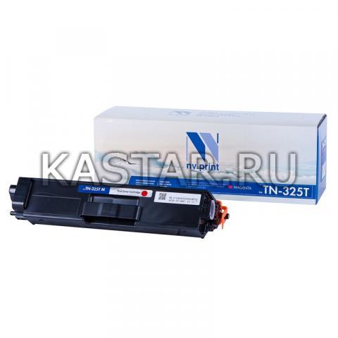 Картридж NVP совместимый NV-TN-325T Magenta для Brother HL-4140CN | 4150CDN | 4570CDW | DPC-9055CDN | 9270CDN | MFC-9460CDN | 9465CDN | 9970CDN Пурпурный (Magenta) 3500стр.