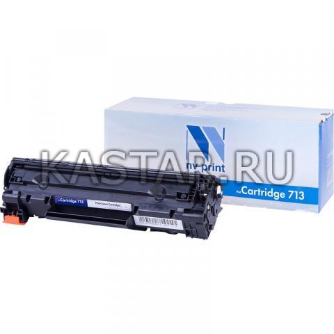 Картридж NVP совместимый NV-713 для Canon  i-SENSYS LBP3250 Черный (Black) 2000стр.