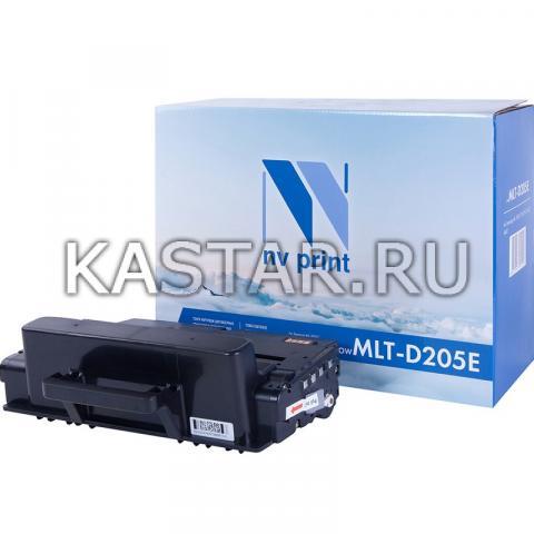 Картридж NVP совместимый NV-MLT-D205E для Samsung  ML-3710 | 3710P | 3710DN | SCX-5637 | SCX-5637FR Черный (Black) 10000стр.